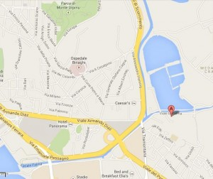 Parco di Molentargius google maps